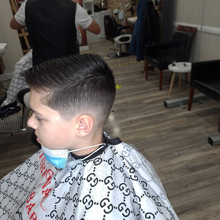 Original Traditional Turkish Barber